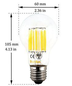Edison Style Vintage Led Filament Bulb