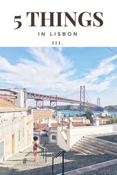 5 non-turistic things to do in Lisbon. My travel tips for weather, places, foodie and beaches. Everything on my travel blog :) www.ejnets.com¨ #lisbon #lisboa #portugal #travel #traveltips #traveltolisbon