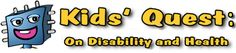 Kids' Quests - Helps kids learn more about disabilities and health. #disability #kids #health #specialneeds #tolerance