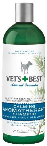 Vets Best Calming Aromatherapy Dog Shampoo 16 Ounces >>> Find out more about the great product at the affiliate link Amazon.com on image.