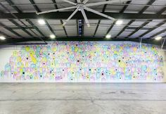 kevin-lyons-1 Tachisme, Pop Art, Kevin Lyons, Graffiti, Pow Wow, Street Artists, Oeuvre D'art, Images, Chandelier