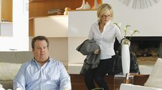 """Rachael Harris as Amelia in """"Caught in the Act"""""""