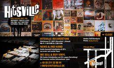 Hitsville Records - Wallstrasse 21, 40213 Düsseldorf. +49 (0) 211 32 44 88. News & Second Hand LP CD. Ankauf von CD und Schallplatten gegen Barzahlung. ALTERNATIVE, INDEPENDENT, PUNK, HC, CLASSIC, SOUL, FUNK, JAZZ, ROCK n ROLL, ELECTRONICA, REGGAE, OLDIES