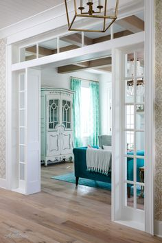 Gretchen Black of Greyhouse Design and her husband Jason Black of Artisan Signature Homes