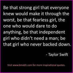 Taylor+Swift+Strong+Women+Quotes