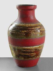 Carstens Tnnieshof - 7311-45 - Floor Vase (Fat Lava Wadersloh) Tags: