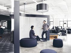 Inside Squarespace's new West Village office with CEO Anthony Casalena | Built In NYC