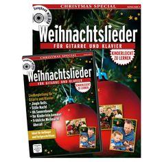 Best of Songs Weihnachtslieder - Songbook mit DVD, 9,90 €