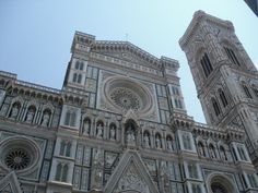 The beautiful Florence Cathedral