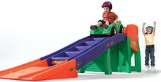 roller coasters for kids, considering one for my 6 year old...would have to be the biggest one