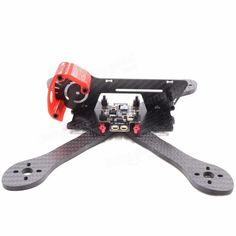 GEPRC GEP-AX4 GEP-AX5 GEP-AX6 Airbus 4 5 6 Inch 180mm 200mm 215mm X Type DIY Frame Kit for FPV Racer