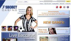 Tentang SBOBET Casino