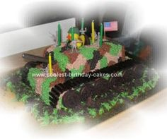... Cake on Pinterest | Army Cake, Specialty Cakes and Army Birthday Cakes