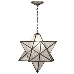 Meyda Tiffany 1-Light Star Pendant & Reviews | Wayfair