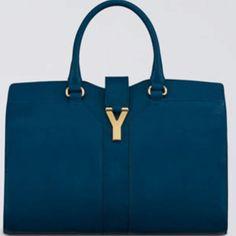 I want this Yves Saint Laurent bag!!