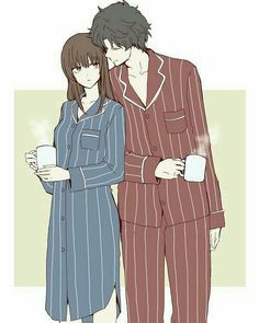 Gintama: Mutsu x Sakamoto Tatsuma Anime Couples Drawings, Anime Couples Manga, Couple Drawings, Cute Anime Couples, Anime Manga, Manga Couple, Anime Love Couple, Couple Art, Sakamoto Tatsuma