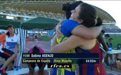 atletismo y algo más: Recuerdos año 2011. #Atletismo. 9118. Sabina Asenj...