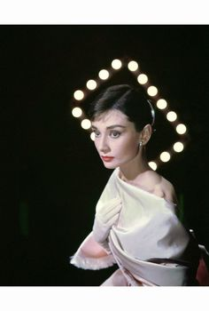 Audrey Hepburn photographed by Allan Grant for LIFE Magazine in New York (USA), on March 08, 1956