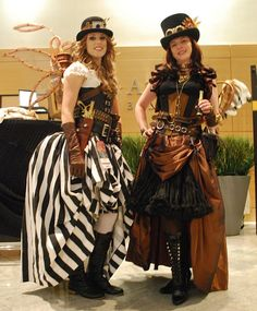 steampunk fairies by Stormraven24, via Flickr