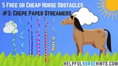 Horse Obstacle - Cre