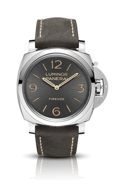 Full details and images of the Panerai Luminor 1950 3 Days Firenze (PAM00605)