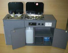 Vw Kitchen Pod - Open units