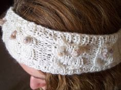 Owl Headband free pattern #knitting