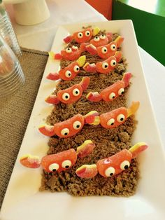 Candy Crabs