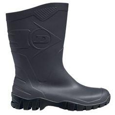 f409b4fea04 Dunlop Half Wellington Boots The Dunlop Half Wellington Boots are a great  value and very stylish