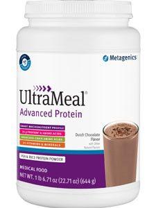 Metagenics- UltraMeal Adv Protein Dutch Choc 644g