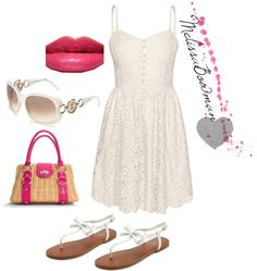 """""""Lock and Key"""" by melissabowman on Polyvore"""