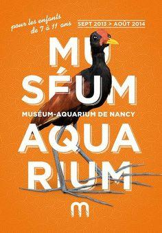 Muséum Aquarium Nancy - Agence Tandem