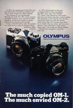 Olympus OM1 OM2