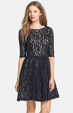 estella lace dress / plenty by tracy reese