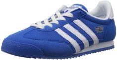 Adidas Herren, , dragon j, blau (blu(blue white)), 35.5 - http://on-line-kaufen.de/adidas/35-5-eu-adidas-dragon-unisex-kinder-sneakers