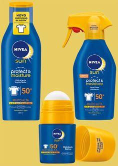 Brilhos da Moda: O protetor solar que protege a roupa das manchas a...