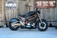2012 Brutus 2.0. Electric Motorcycle. $45,000