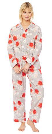 84d3cd0307 The Cat s Pajamas Women s Kiku Luxe Pima Pajama Set