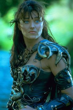 Lucy Lawless, Divas, Xena Warrior Princess, Sci Fi Horror, Cosplay, Fantasy Warrior, Portraits, Comic Character, Character Concept