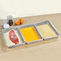 súprava na obaľovanie, strieborná Shops, Plastic Cutting Board, Cube, Magnets, Tray, Kitchen, Home Goods, Simple, Tents