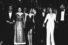 nowhollywood:  Gaspard Ulliel Lea Seydoux Marion Cotillard Xavier Dolan Nathalie Baye and Vincent Cassel at the premiere of Juste la fin du monde during the 69th Cannes Film Festival | 19.05.2016