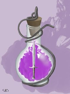 Card illustration Photoshop CS6 Wine Decanter, Barware, Photoshop, Wine Glass Rack, Wine Carafe