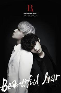 Ravi 라비 and Leo 레오 of VIXX LR  Beautiful Liar