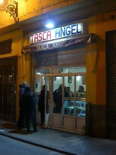 Tasca Angel - really