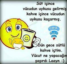Sütlü kahve :p