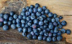Mirtilos, Bagas, Frutas, Baga, Azul