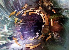 Door to Nothingness by velinov.deviantart.com on @DeviantArt