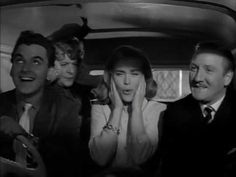A weekend with lulu-1961-leslie  Phillips-Bob Monkhouse-Shirley Eaton-Ir...