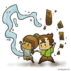 aww this is adorable. only legend of korra fans understand this ;)