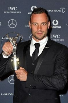 Oscar Pistorius = HOT! :)